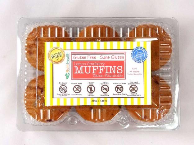 Lemon-Cranberry-muffins